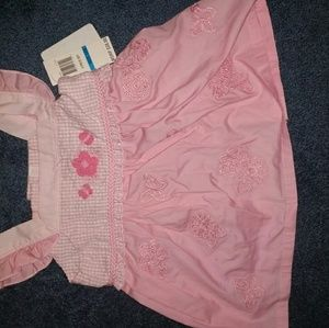 Kids Headquarters Pink Infant Sundress 24 mths